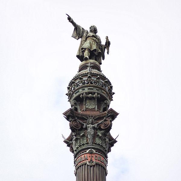 Cristobal_Colón_de_Barcelona
