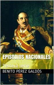 Episodios nacionales. Tercera serie